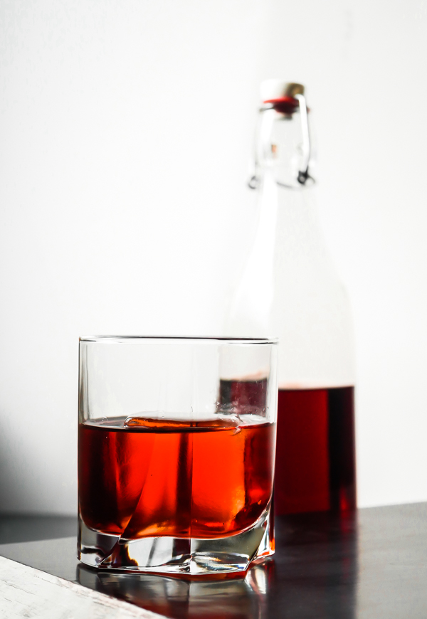 Simple Bottled Negroni // stirandstrain.com