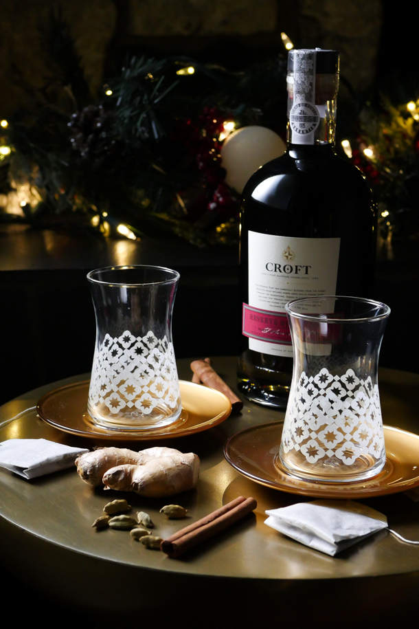 Croft Port Holiday Cocktail 2019 // stirandstrain.com