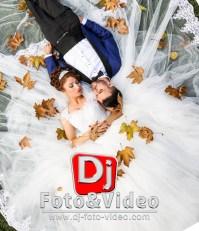 Servicii dj filmare poze nunta botez