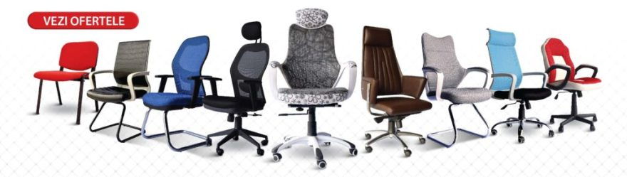 scaune pentru birou ergonomite magazin big mag