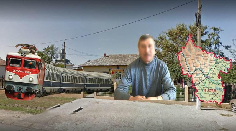 """""""Primarul din jud. Buzău cu mai puține clase ca trenul"""". Un salariu """"modest"""" de 9.300 de lei."""