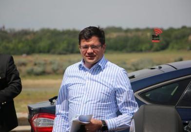 Ministrul Mediului – Costel Alexe, în vizită de lucru la Buzău