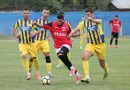 Două echipe de fotbal au fost sancționate în urma unui meci amical