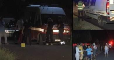 Crimă oribilă în Buzău. Un tânâr de 25 de ani a fost ucis fără milă în timp ce-și apăra sora