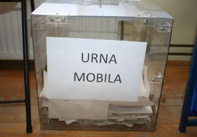 Urna mobilă, salvarea pentru bolnavii de la Spitalul Județean. Vezi câți pacienți au votat