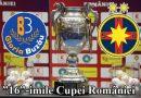 """SCM GLORIA BUZĂU – FCSB, ÎN """"16""""-IMILE CUPEI ROMÂNIEI"""