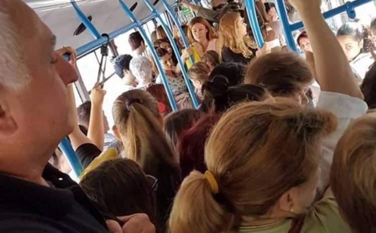 Circulaţia mijloacelor de transport în comun din Timişoara revine la normal, din data de 18 mai