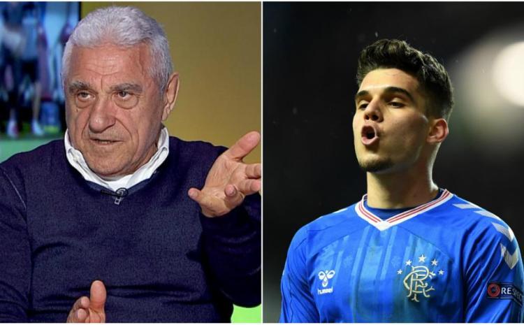 """Giovanni Becali: """"Dacă nu aș fi fost la pușcărie, altfel arăta cariera lui Ianis!"""" Cum l-a afectat situația pe fiul lui Hagi"""
