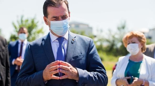 Orban, despre evoluția epidemiei de COVID-19 din România: Pare că am oprit creșterea numărului de cazuri