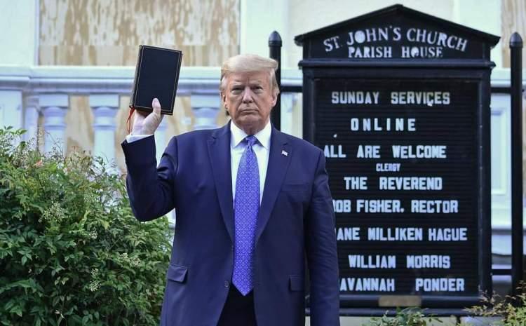 Mesajul președintelui Donald Trump la Ziua Națională de Rugăciune 2020