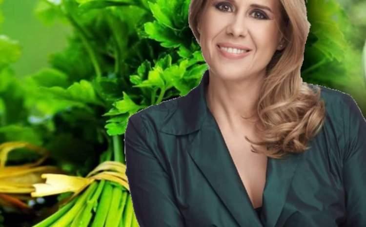 """Nutriţionistul Mihaela Bilic, despre alimentele care întăresc imunitatea: """"În Franţa, tuturor bolnavilor li se dă salată de pătrunjel"""""""