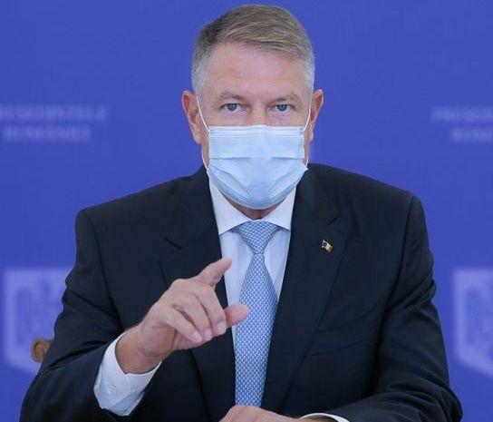 """Klaus Iohannis, despre noi restricții în țară: """"Nu avem în vedere un lockdown de Paște"""""""