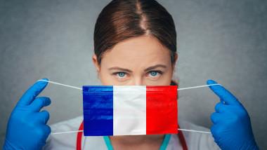Cum plănuiește Franța să controleze răspândirea noii tulpini de Covid-19 din Marea Britanie