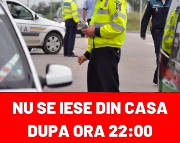 NEWS ALERT Decizie CNSU: Circulația interzisă după ora 22. Cazarea la munte, limitată la 70% din capacitatea pensiunilor și hotelurilor