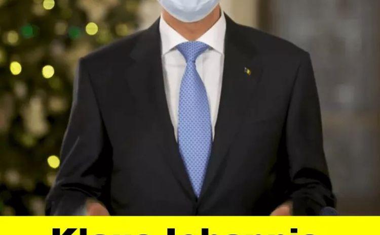 Klaus Iohannis avertizează toată România! E interzis să faceți așa ceva. Riscul e uriaș