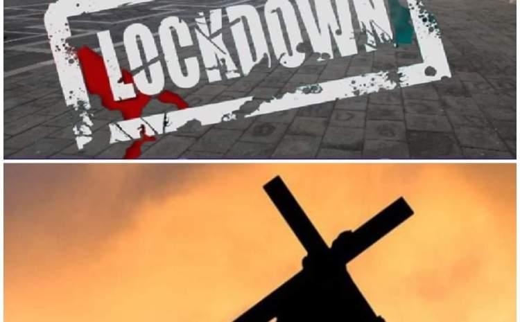 Italia prelungeşte restricţiile până la sfârşitul lunii aprilie.Paştele catolic în lockdown