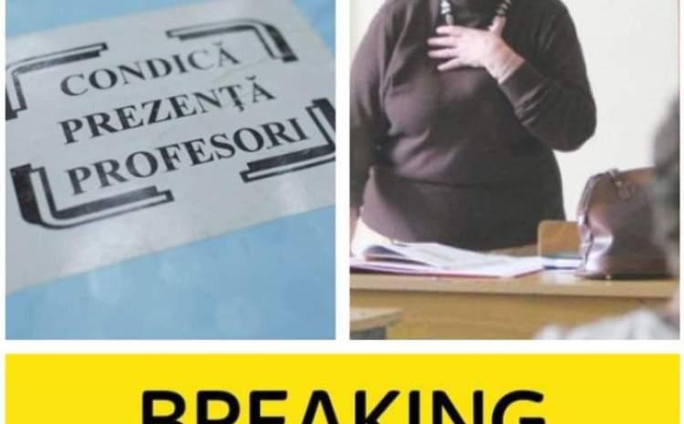 Veşti bune pentru profesori. Ministerul Muncii pregăteşte modificări în privinţa pensionării