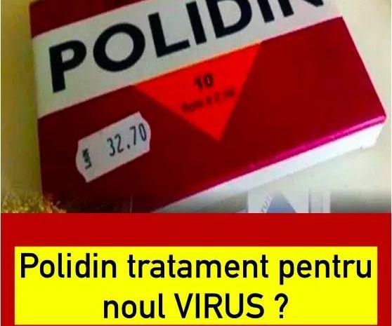 ULTIMA ORA! Institutul Cantacuzino lucrează la noul Polidin. Ar putea fi utilizat ca tratament anti-covid