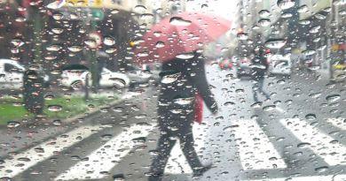 ploaie si frig