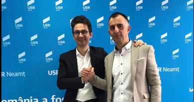 USR Piatra Neamț a desemnat candidatul pentru Primăria Municipiului Piatra Neamț