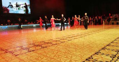 Campionatul Naţional de Dans Sportiv la Piatra Neamț