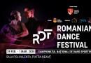 Regal de dans în acest weekend la Piatra Neamț! Campionatul național de dans sportiv!
