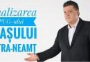 Bogdan Gavrilescu: proiectul meu de suflet a fost finalizarea PUG-ului orașului Piatra Neamț