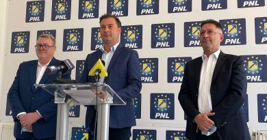 Liviu Harbuz s-a înscris în PNL (video)