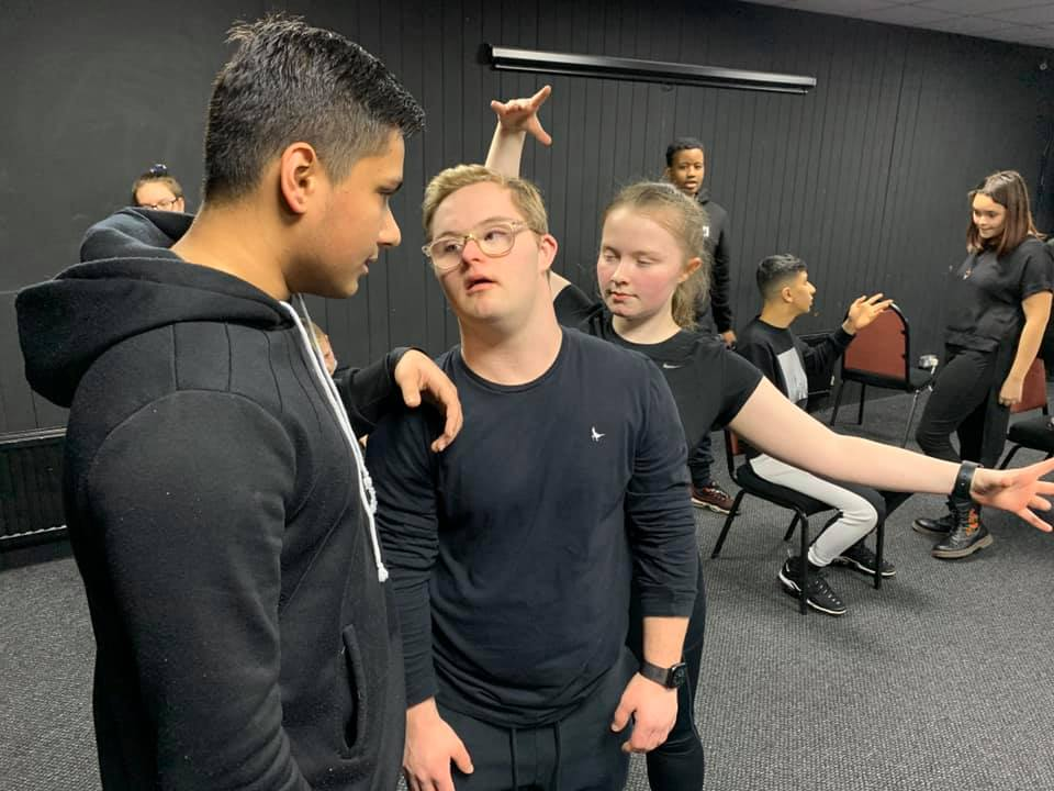 Drama classes - stop bullying