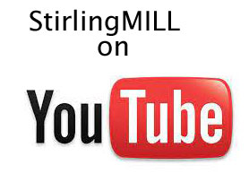 Go to the StirlingMILL Youtube channel.