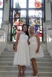 Kelly Mullarkey and Laura Mullarkey