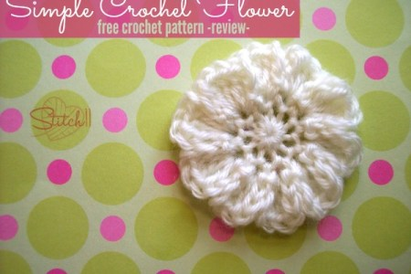 Easy Crochet Flower Pattern Flowers Online 2018 Flowers Online