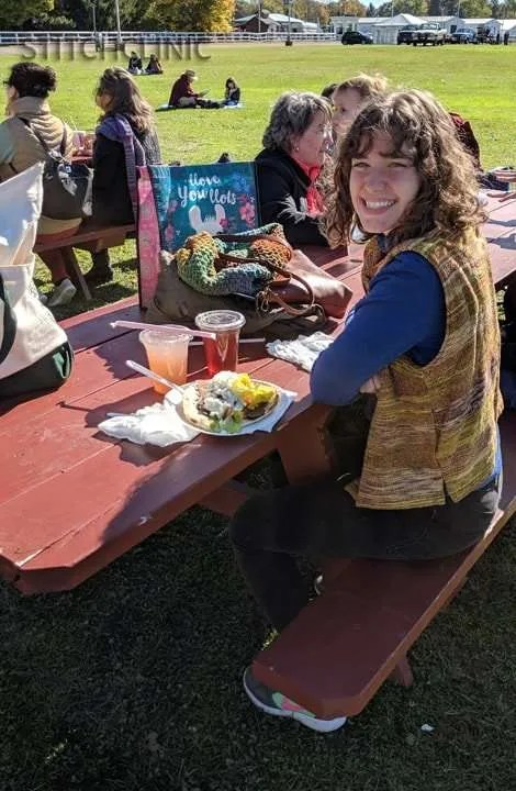 New York Sheep and Wool Festival - Rhinebeck 2019 - stitchclinic.com