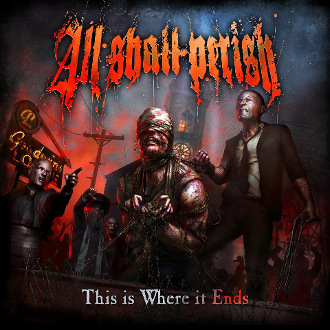 ALL SHALL PERISH POSTS TRACK-BY-TRACK