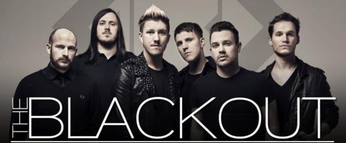 The Blackout announces Autumn tour