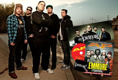 AP EXCLUSIVE MINI-MAG FEATURING EMMURE ON THE COVER