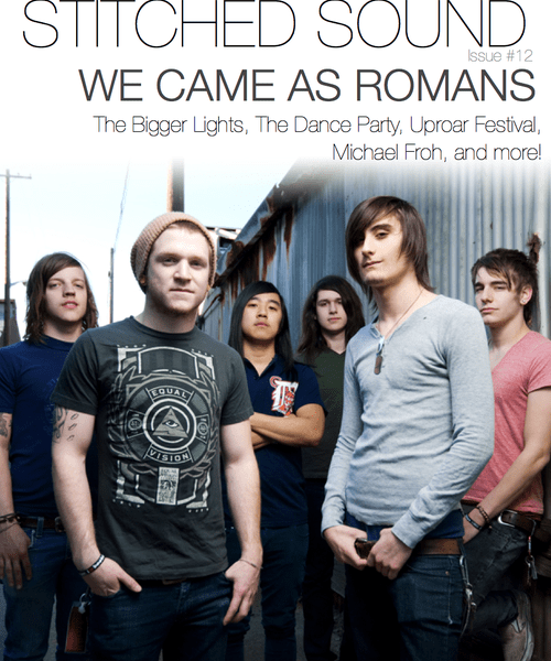 Issue #12: We Came As Romans