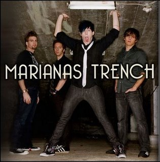 Marianas Trench to play at Capital Ex