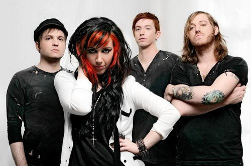 New Years Day announces shows