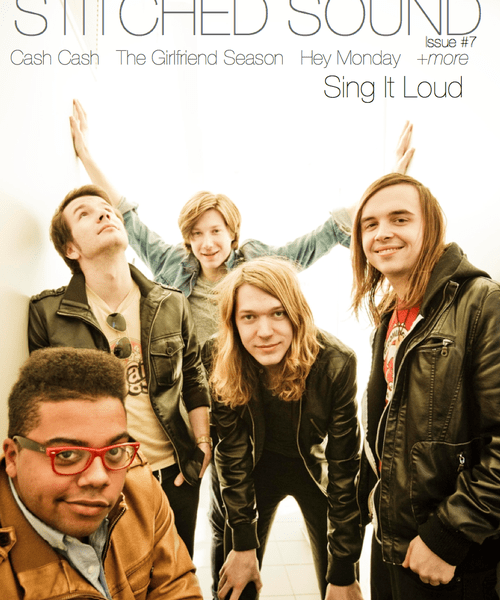 Issue #7 – Sing It Loud