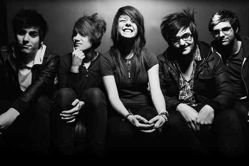 "We Are The In Crowd's Tay Jardine Comments on Kerrang!'s ""Hottest Female"" Nomination"