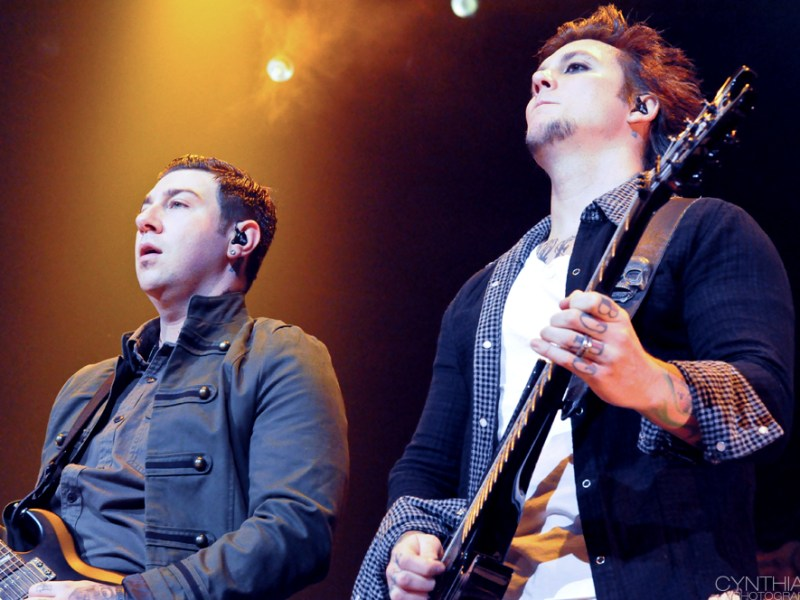 UPROAR Festival – Edmonton, AB 9/29/11
