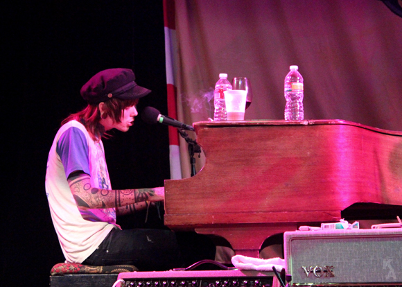 Time Travel Tour – West Hollywood, CA 09/28/11
