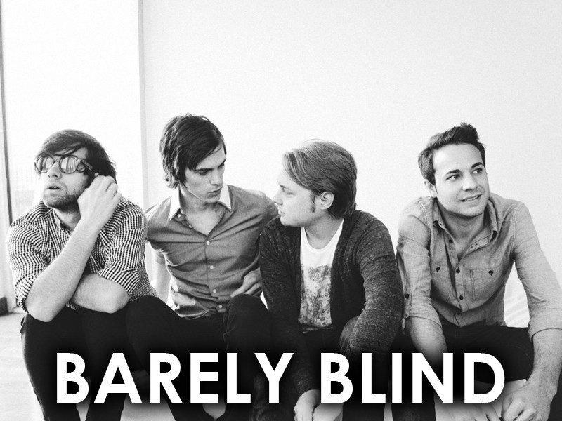 """Barely Blind's new video for """"Can't Expect"""""""