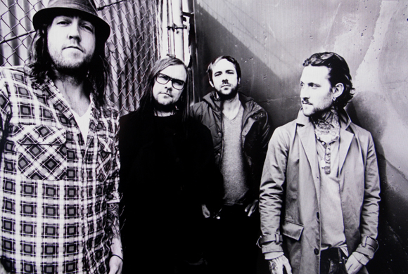 The Used Part Ways With Guitarist