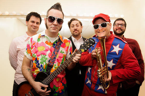Reel Big Fish to donate recent proceeds from Denver show to Aurora shooting victims & families