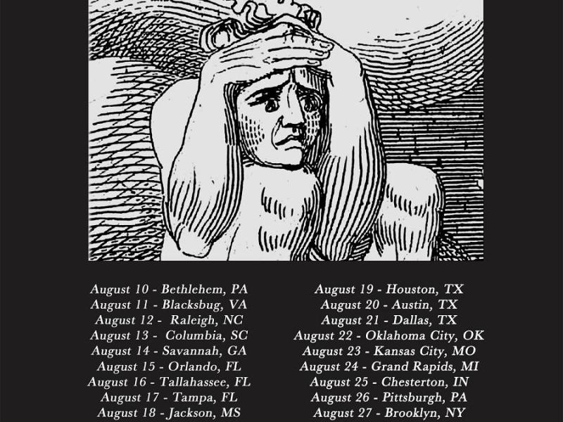 My Fictions announce August tour