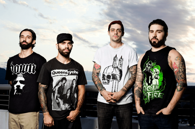 "This Is Hell release new music video for ""Acid Rain"""