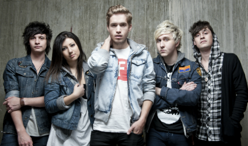 The Summer Set signs to Fearless Records