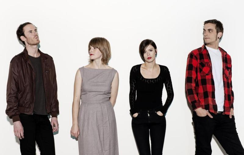 The Jezabels announce fall tour dates